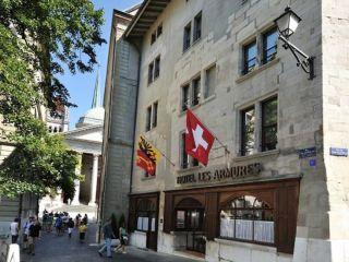 Urlaub Genf im Les Armures