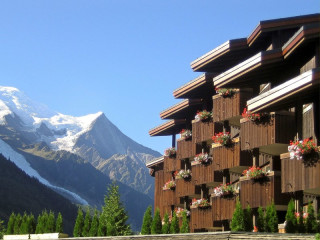 Chamonix-Mont-Blanc im Hôtel Mercure Chamonix Centre