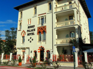 Venedig im Romantik Hotel Russo Palace