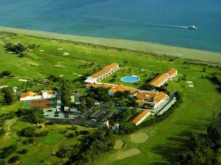 Málaga im Parador de Málaga Golf