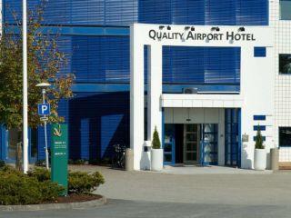 Sola im Quality Airport Stavanger