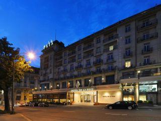 Lausanne im De la Paix