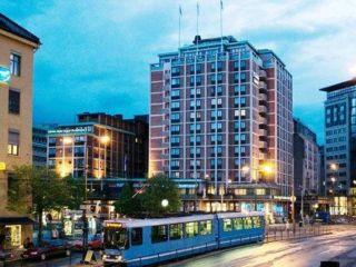 Oslo im Clarion Hotel The Hub