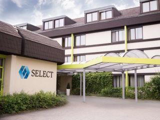 Erlangen im Select Hotel Erlangen