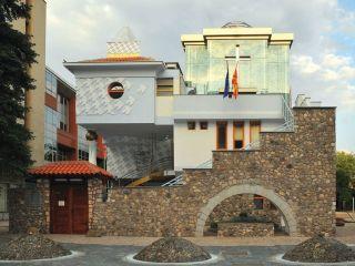 Skopje im Best Western Hotel Turist