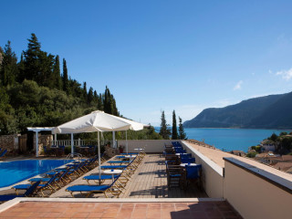 Urlaub Agios Nikitas im Odyssey Hotel