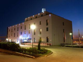 Zagreb im Best Western Hotel Stella