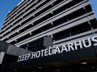 Aarhus im Zleep Hotel Aarhus