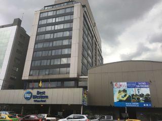 Quito im Best Western CPlaza Hotel