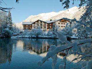 Urlaub Grainau im Hotel am Badersee