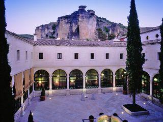 Cuenca im Parador de Cuenca