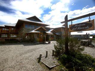 Ushuaia im Hosteria del Recodo