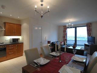 Belfast im Cordia Serviced Apartments