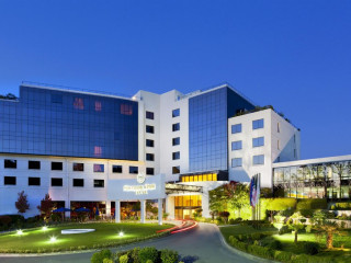Tirana im Mak Albania Hotel