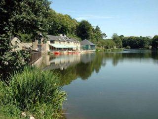 Rochefort-en-Terre im Terres de France - Domaine du Moulin Neuf