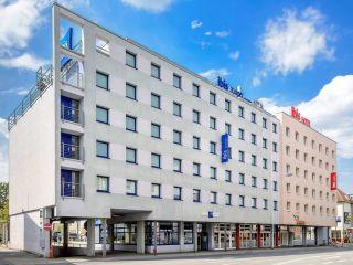Darmstadt im Hotel ibis Darmstadt City