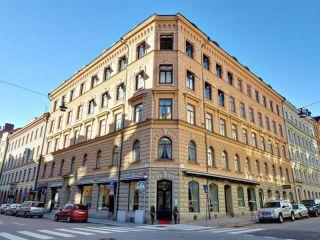 Stockholm im Hansson