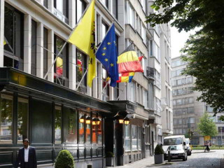 Antwerpen im The Plaza Hotel