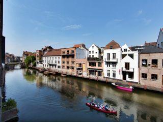 Gent im Ghent River