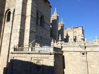 Ávila im Palacio de Valderrábanos