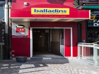 Lille im Hôtel urban by balladins Lille