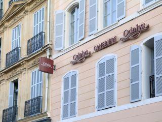 Marseille im Appart'hôtel Odalys Canebière