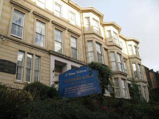Urlaub Glasgow im Victorian House