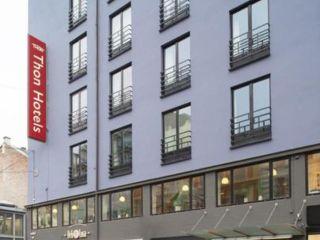 Oslo im Thon Hotel Gyldenløve