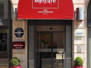 Urlaub Lyon im Mercure Lyon Centre Plaza République