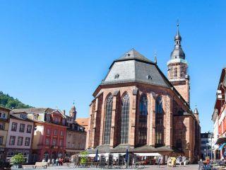 Heidelberg im Hotel Zum Ritter St. Georg