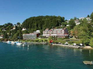 Luzern im Hermitage Seehotel