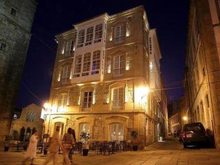 Santiago de Compostela im Pazo de Altamira