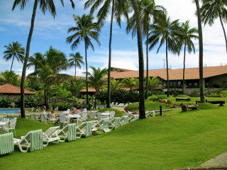 Salvador im Catussaba Resort Hotel