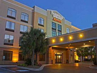 North Charleston im Fairfield Inn & Suites Charleston Airport/Convention Center
