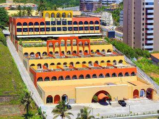 Salvador im Hotel Sol Bahia