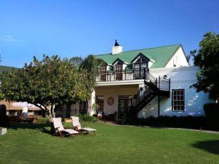 Franschhoek im Avondrood Guesthouse