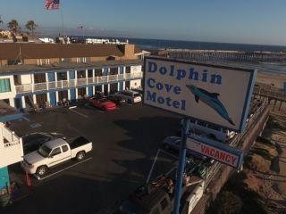 Pismo Beach im Dolphin Cove Motel