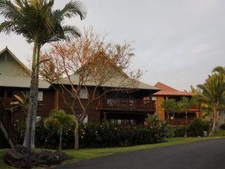 Kailua-Kona im Wyndham Kona Hawaiian Resort