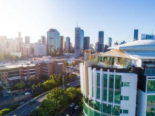 Brisbane im The Point Brisbane