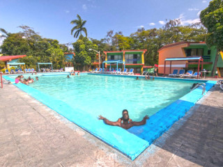 Santiago de Cuba im Hotel San Juan
