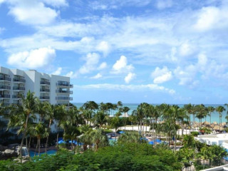 Palm Beach im Aruba Marriott Resort & Stellaris Casino