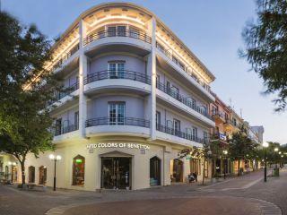 Rhodos-Stadt im Hermes Hotel