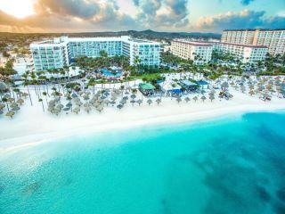 Palm Beach im Aruba Marriott Resort & Stellaris Casino