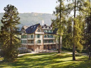 Urlaub Flims im Waldhaus Flims Wellness Resort