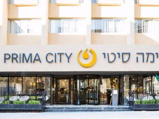 Tel Aviv im Prima City Hotel