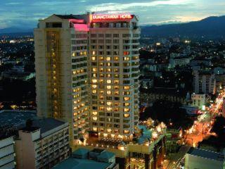 Chiang Mai im Duangtawan Hotel