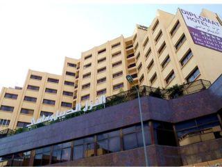 Tunis im Diplomat Hotel
