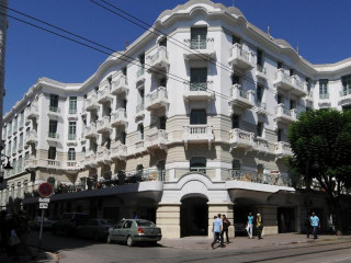 Tunis im Hotel Majestic