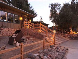 Death Valley im Stovepipe Wells Village
