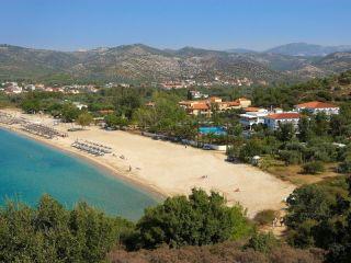 Urlaub Potos im Kamari Beach Hotel Potos Thassos